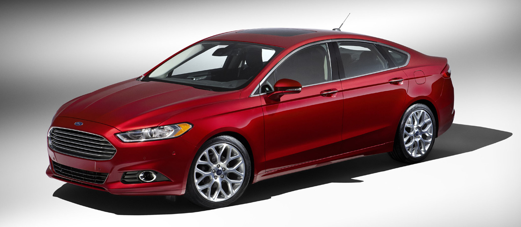 2013 ford fusion unveiled in detroit our auto expert for Ford motor company vision