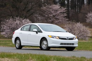 Test Drive: 2012 Honda Civic HF