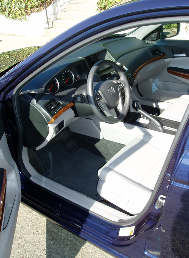 test drive 2012 honda accord ex l navi our auto expert. Black Bedroom Furniture Sets. Home Design Ideas