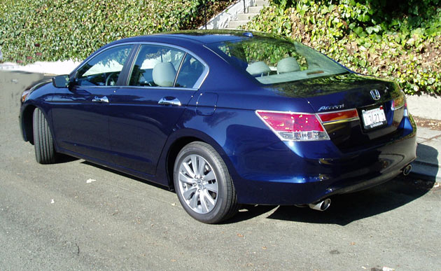 2012 Honda Accord EX - Side