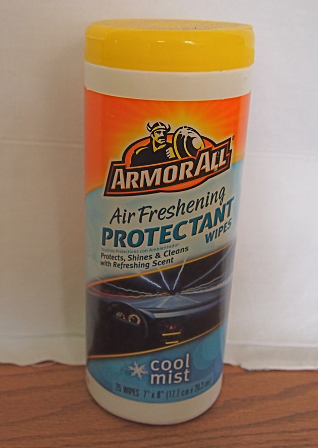 Armor All Car Care Protectant Wipes