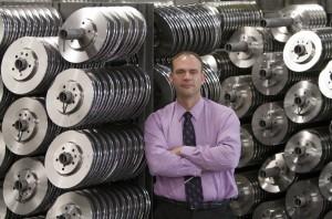 GM Team  Builds Better, Shinier Brake Rotors