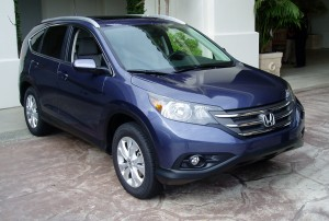 Test Drive: 2012 Honda CR-V EX-L/NAVI