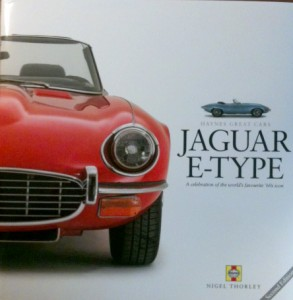 Books: Jaguar E-Type: A Celebration of the World's Favourite '60s Icon