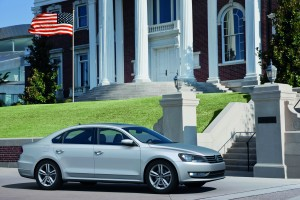 Test Drive: Volkswagen Passat TDI