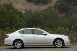Test Drive: Infiniti G25   Our Auto Expert