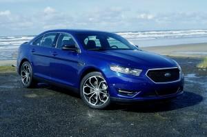 Test Drive: 2013 Ford Taurus SHO Sedan