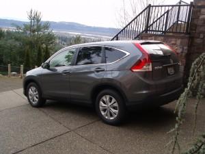 Test Drive: Honda CR-V | Our Auto Expert