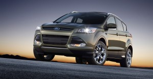 First Drive: Ford Escape