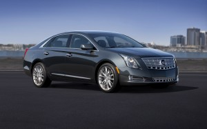 Cadillac XTS – First GM Car with Capless Fueling