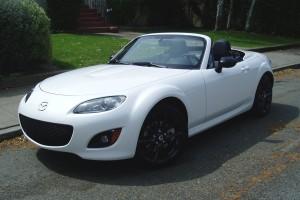 Test Drive: 2012 Mazda  MX-5 Miata PRHT