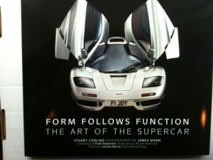 Books: Form Follows Function