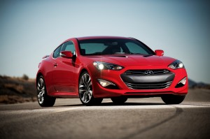 Test Drive: 2013 Hyundai Genesis Coupe 3.8 Track