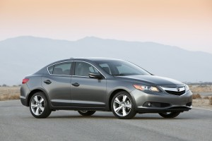 First Drive: Acura ILX