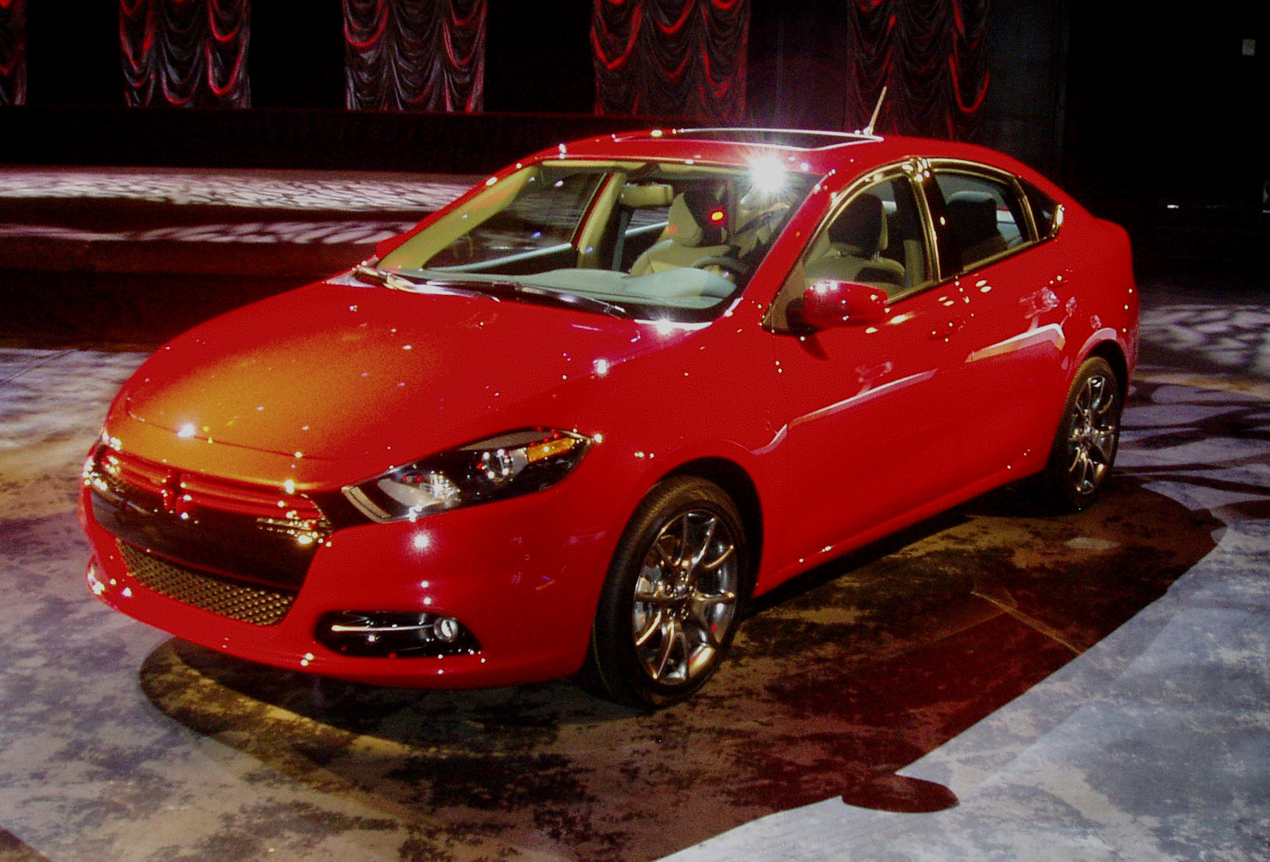 2021 Dodge Dart Srt4 Driving Art Rumors