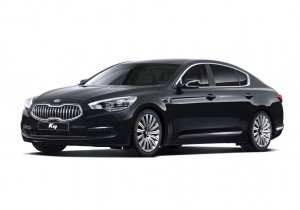 Kia Luxury Flagship Probable
