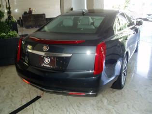 2013 Cadillac XTS - Rear