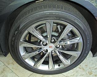 2013 Cadillac XTS - Wheels