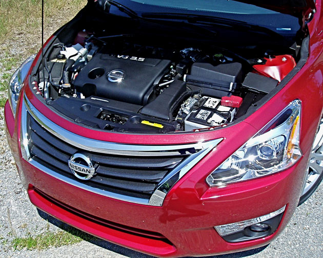 2013 Nissan Altima - Engine