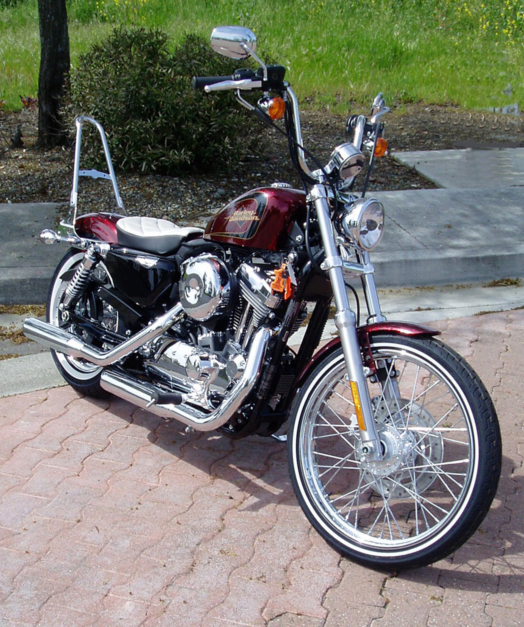 Test Ride 2012 Harley Davidson Sportster Seventy Two Our Auto Expert