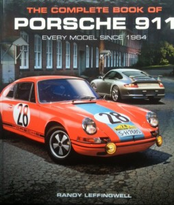 "Books:  ""The Complete Book of Porsche 911:  Every Model Since 1964"""