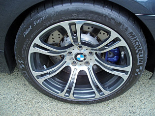 2012 BMW M6 - Wheels