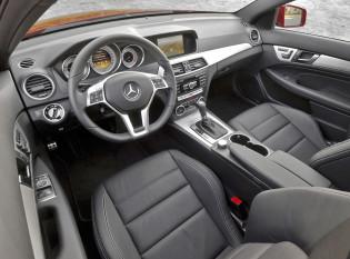 2012 Mercedes-Benz C-350 - Interior