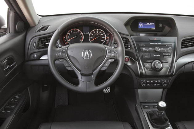 2013 Acura ILX - Dashboard/Controls