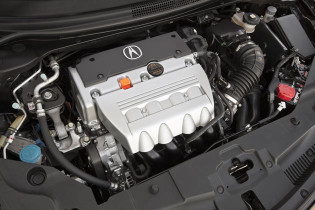 2013 Acura ILX - Engine