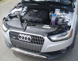 2013 Audi AllRoad - Engine