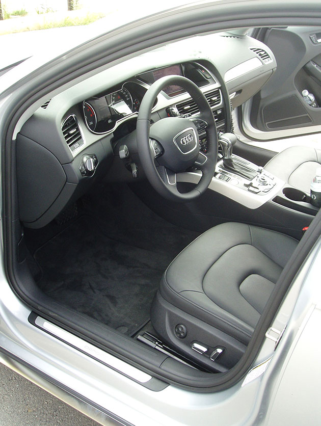 2013 Audi AllRoad - Interior