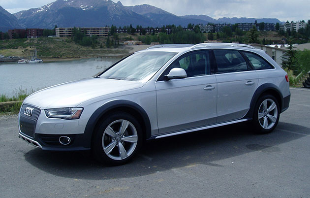 2013 Audi AllRoad - Side