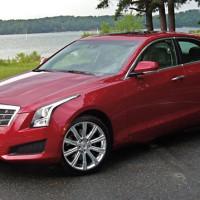 2013 Cadillac ATSnbsp