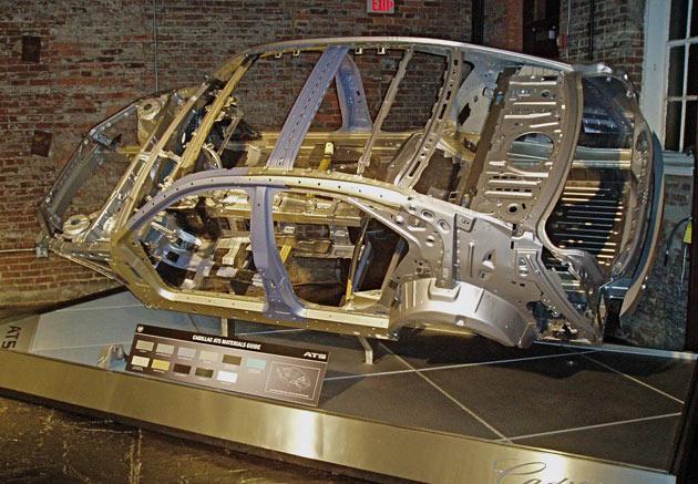 2013 Cadillac ATS - Passenger Shell