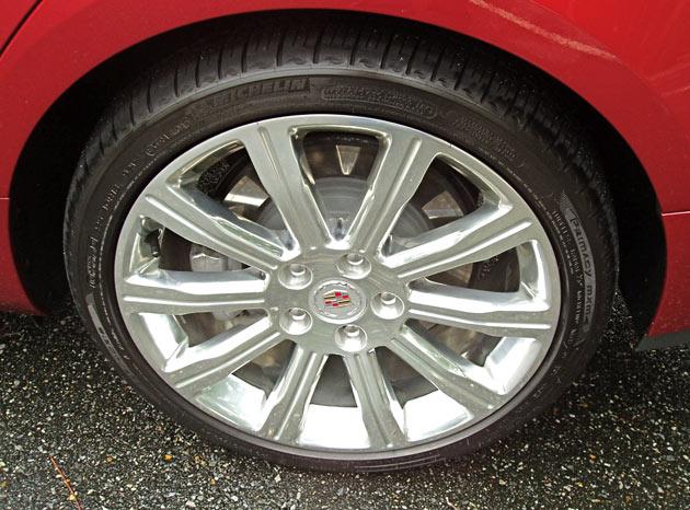 2013 Cadillac ATS - Wheels
