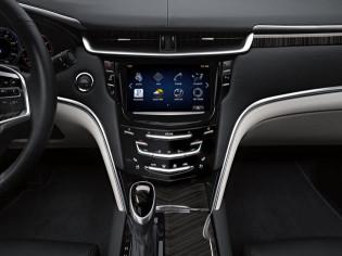 2013 Cadillac XTS - Dashboard