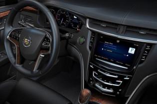 2013 Cadillac XTS - Steering Convenient Controls