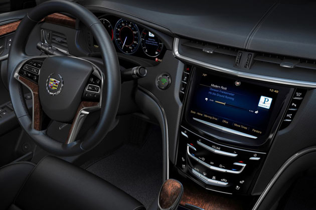 2013 Cadillac XTS - Steering Convenient Controls