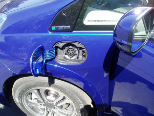 Honda Fit Charging Port
