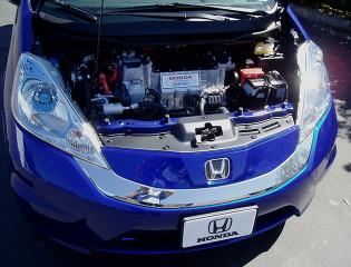 2013 Honda Fit EV - Batteries