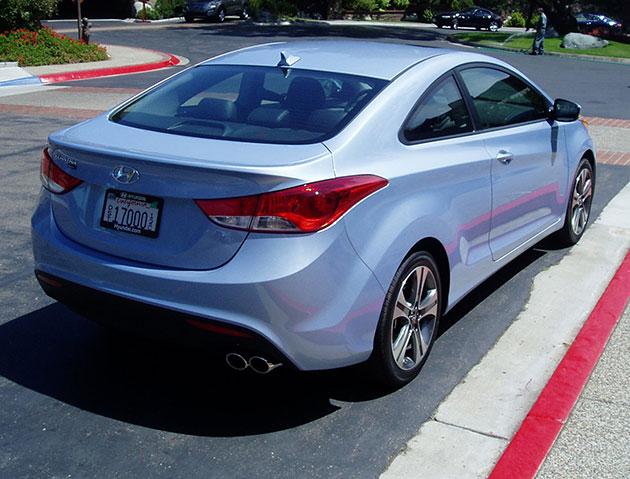 2013 Hyundai Elantra RR