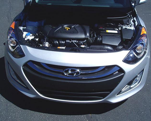 Hyundai Elantra Engine