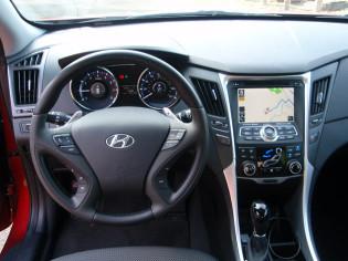 2013 Hyundai Sonata - Dash / Controls