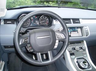 2013 Range Rover Evoque - Dashboard