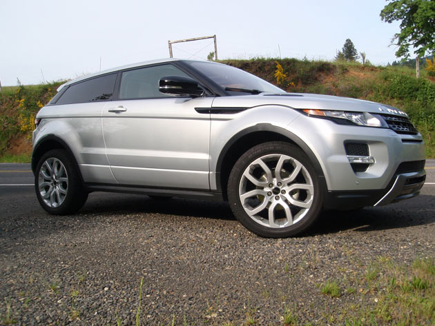 2013 Range Rover Evoque - Side