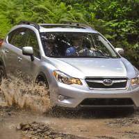 Offroad with the 2013 Subaru Crossteknbsp