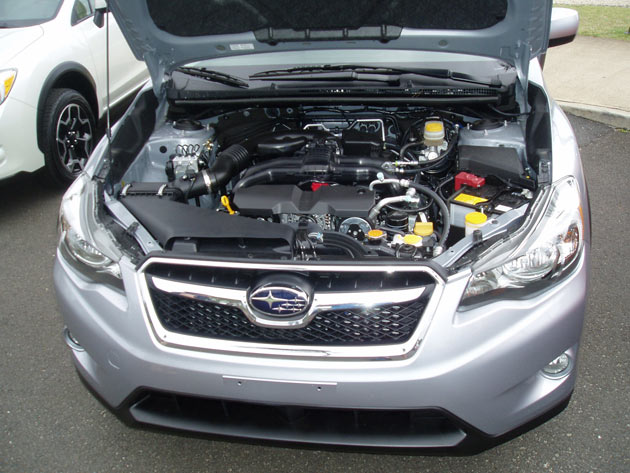 2013 Subaru XV  Crosstrek - Engine
