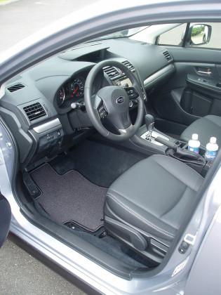 2013 Subaru XV Crosstrek - Interior