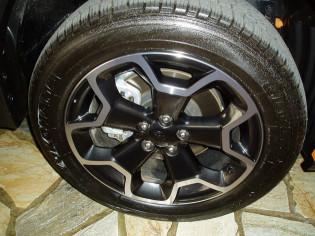 2013 Subaru XV Crosstrek - Wheels