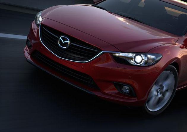 2014 Mazda6 - Front